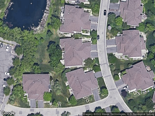 1369 Waterford Drive Golden Valley, MN 55422 Satellite View