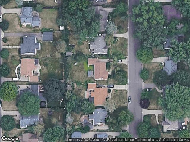 1755 Arona Street Falcon Heights, MN 55113 Satellite View