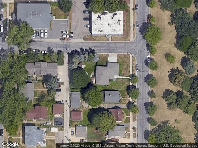 728 Polk Street NE Minneapolis, MN 55413 Satellite View