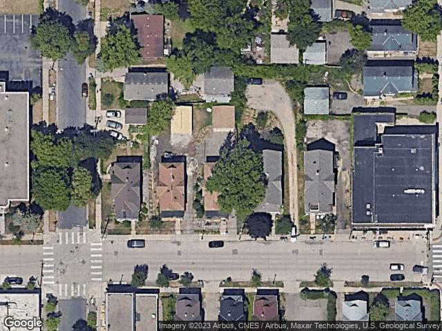 311 13th Avenue NE Minneapolis, MN 55413 Satellite View