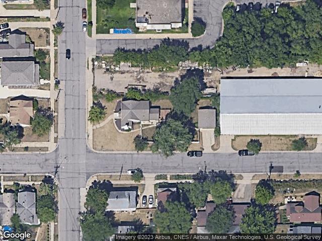 2001 Washington Street NE Minneapolis, MN 55418 Satellite View
