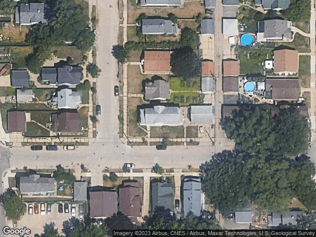 2601 Randolph Street NE Minneapolis, MN 55418 Satellite View