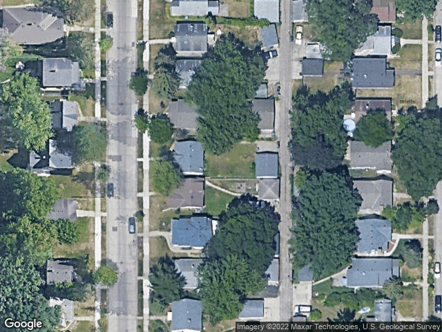 3342 Vincent Avenue N Minneapolis, MN 55412 Satellite View