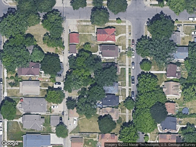 3451 Oliver Avenue N Minneapolis, MN 55412 Satellite View