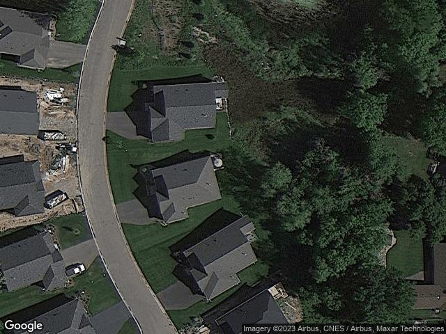 XXXX Oak  Cove N Oak Park Heights, MN 55082 Satellite View