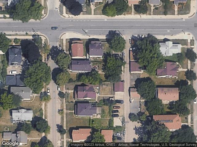 4164 Bryant Avenue N Minneapolis, MN 55412 Satellite View