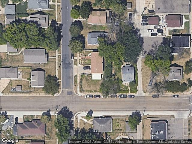 3905 Van Buren Street NE Columbia Heights, MN 55421 Satellite View