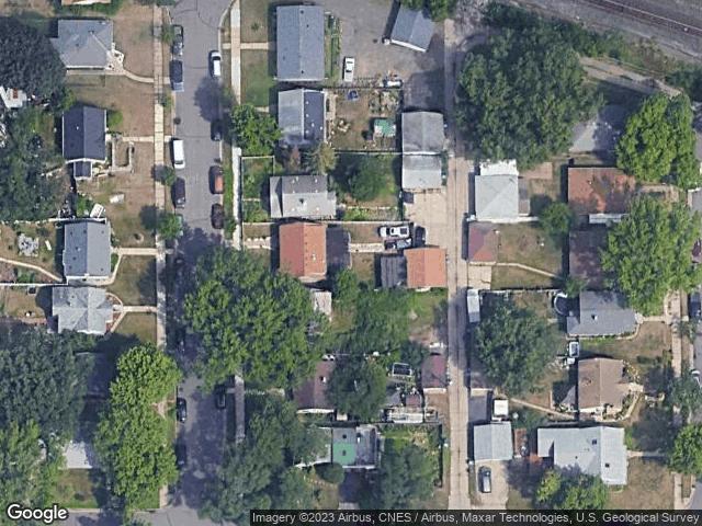 4614 Oliver Avenue N Minneapolis, MN 55412 Satellite View