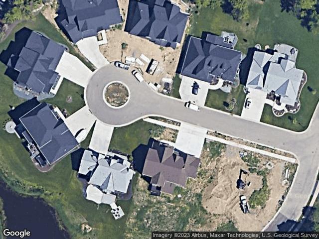 16101 73rd Circle N Maple Grove, MN 55311 Satellite View