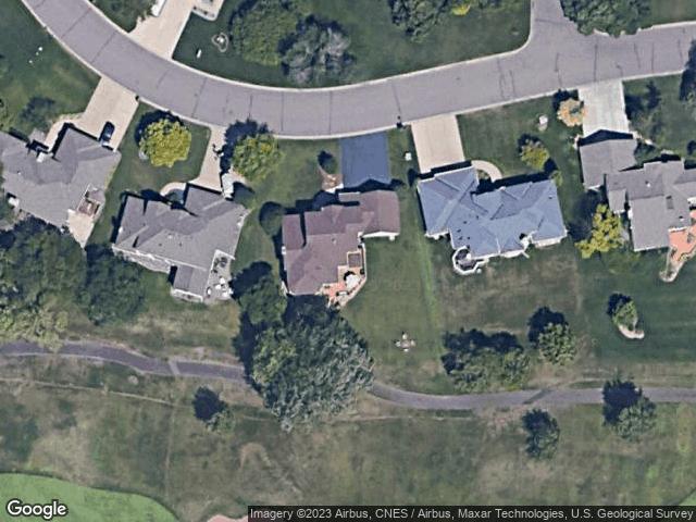 3709 Dunbar Knoll Brooklyn Park, MN 55443 Satellite View