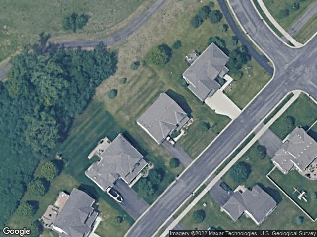 10039 Hampshire Terrace N Brooklyn Park, MN 55445 Satellite View
