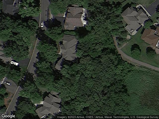 11136 Tanglewood Lane N Champlin, MN 55316 Satellite View