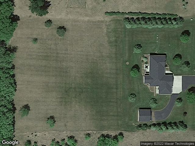 24446 Martin Street NW Saint Francis, MN 55070 Satellite View