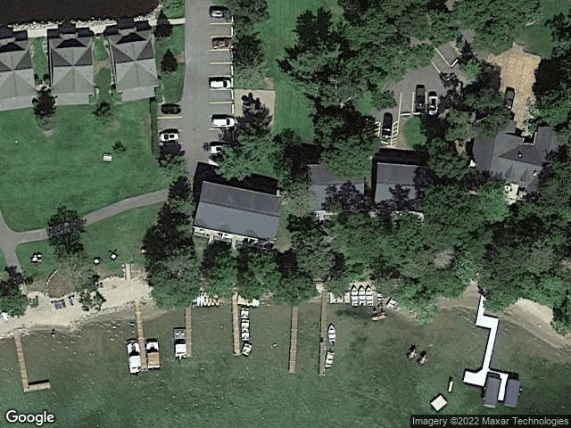 1685 Kavanaugh Drive #6107 East Gull Lake, MN 56401 Satellite View