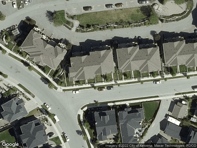 340 Hillside Avenue Kelowna, BC V1W5H1 Satellite View