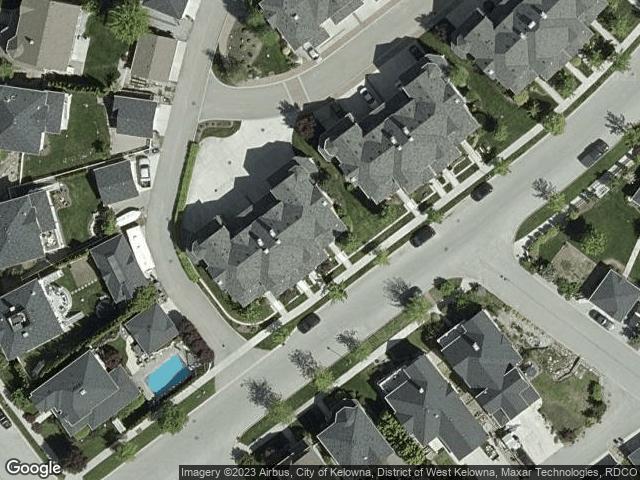 380 Providence Avenue #23 Kelowna, BC V1W4Z6 Satellite View