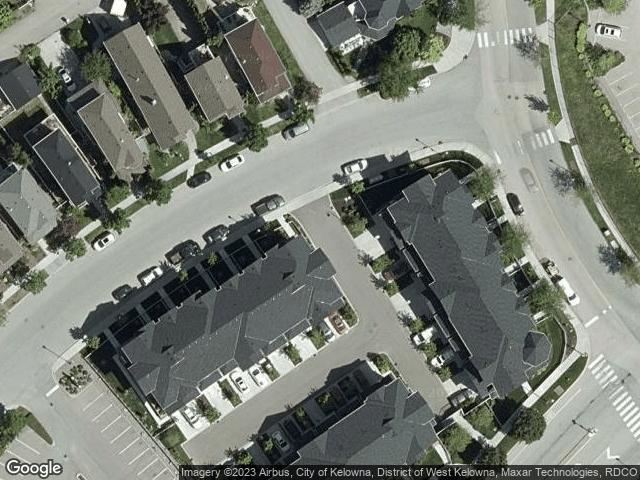 433 Mccarren Avenue #11 Kelowna, BC V1W4V3 Satellite View