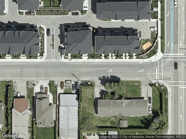 662 Old Meadows Road Kelowna, BC V1W5J2 Satellite View