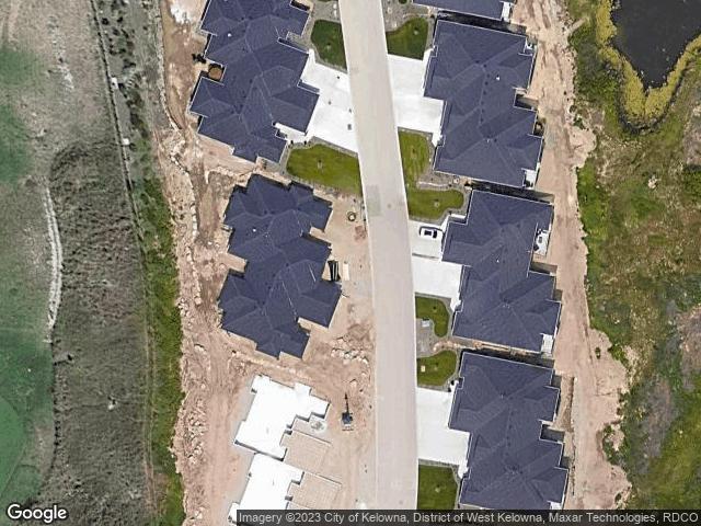 2081 Candalera Lane Westbank, BC V4T3K2 Satellite View