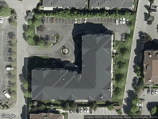 660 Lequime Road #312 Kelowna, BC V1W1A4 Satellite View
