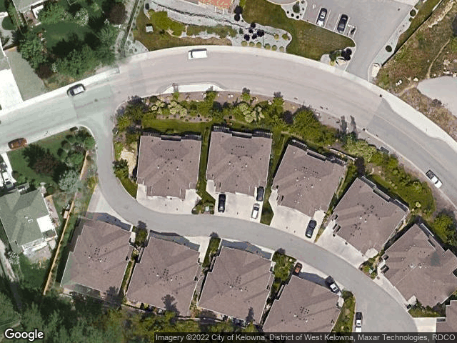 2175 Shannon Ridge Drive #19 West Kelowna, BC V4T2L1 Satellite View