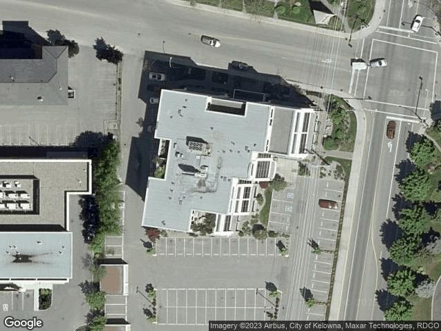 3320 Richter Street #502 Kelowna, BC V1W4V5 Satellite View