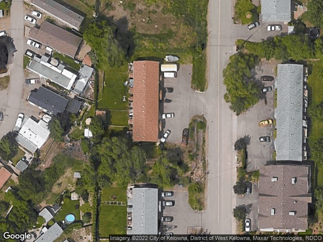 2728 Riffington Place West Kelowna, BC V1Z3L1 Satellite View