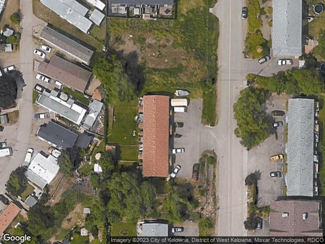 2724 Riffington Place West Kelowna, BC V1Z3L1 Satellite View