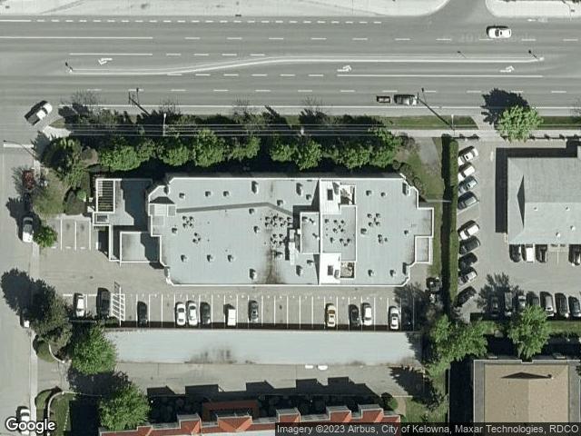 3115 De Montreuil Court #305 Kelowna, BC V1W3W1 Satellite View