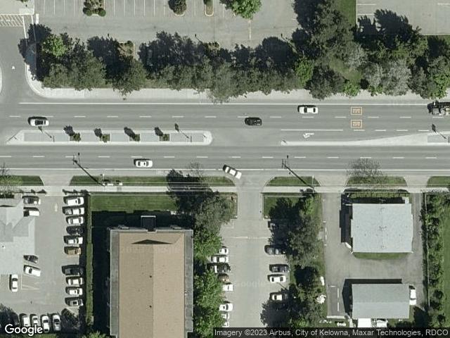 1083 Klo Road #405 Kelowna, BC V1Y4X6 Satellite View