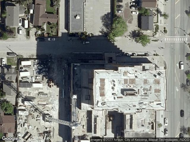 485 Groves Avenue #1306 Kelowna, BC V1Y0C1 Satellite View