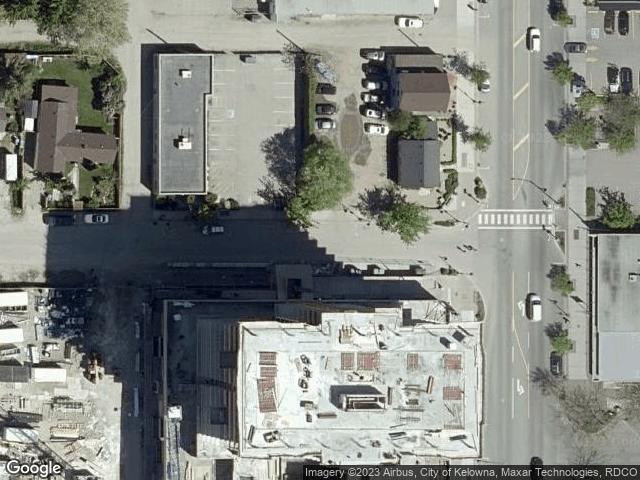 485 Groves Avenue #307 Kelowna, BC V1Y0C1 Satellite View