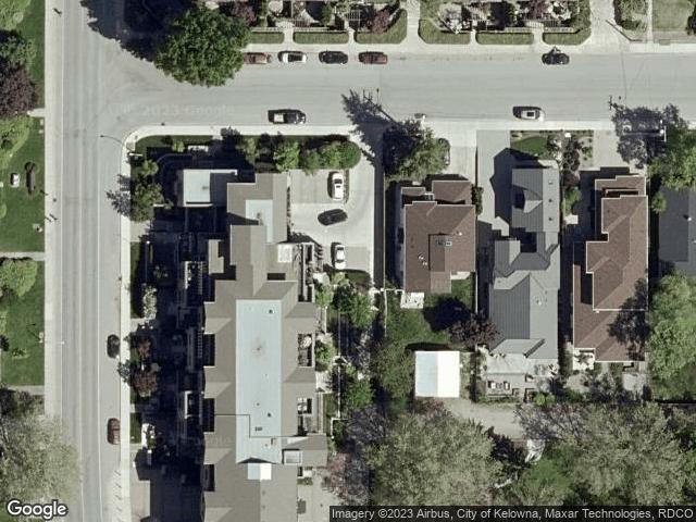 2901 Abbott Street #203 Kelowna, BC V1Y1G7 Satellite View