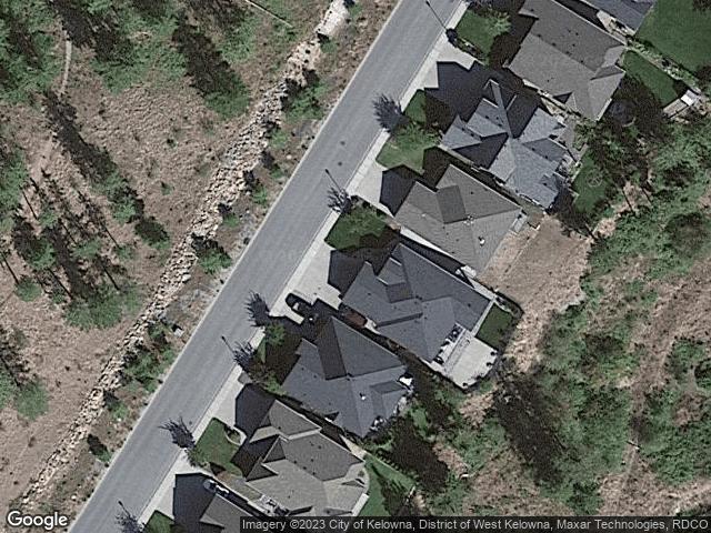 2575 Eagle Ridge Drive #1 West Kelowna, BC V4T3H5 Satellite View