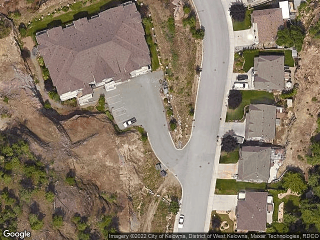 2523 Shannon View Drive #105 West Kelowna, BC V4T2Z7 Satellite View
