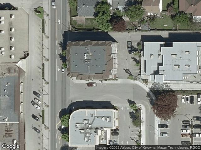 538 Mckay Avenue #401 Kelowna, BC V1Y5A8 Satellite View