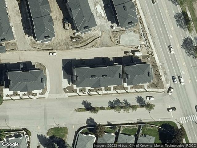 1102 Cameron Avenue #312 Kelowna, BC V1Y0B2 Satellite View