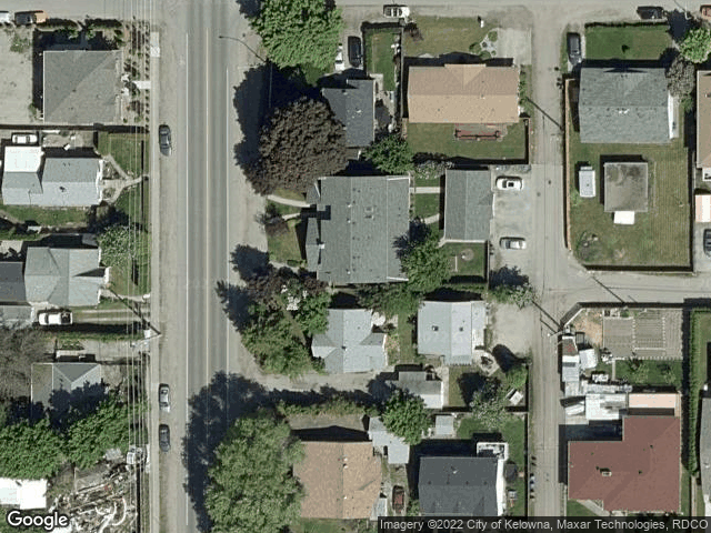 2421 Richter Street Kelowna, BC V1Y2P5 Satellite View