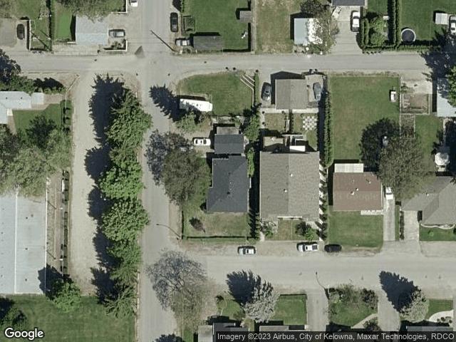 2395 Aberdeen Street Kelowna, BC V1Y5H4 Satellite View
