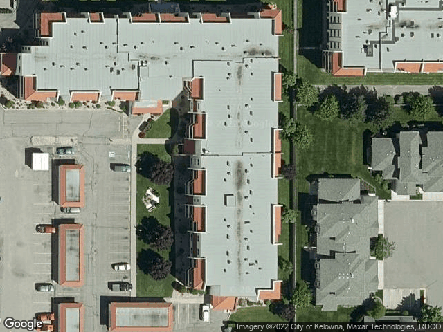 2085 Gordon Drive #120 Kelowna, BC V1Y8S1 Satellite View