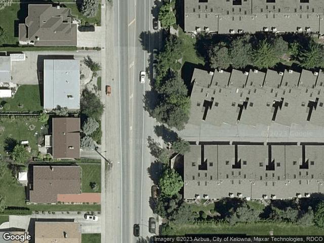 2125 Burtch Road #205 Kelowna, BC V1Y8N1 Satellite View