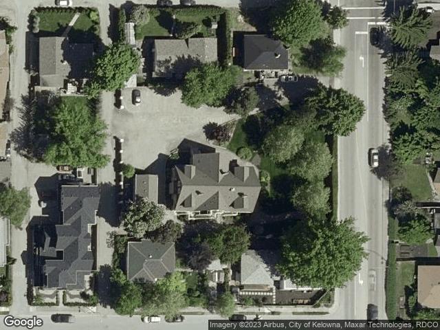 2124 Pandosy Street #2 Kelowna, BC V1Y1S6 Satellite View