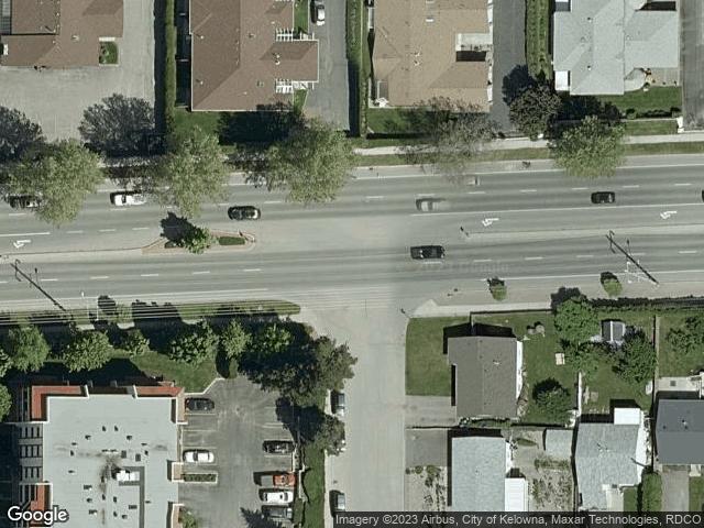 2110 Hoy Street #205 Kelowna, BC V1Y8T4 Satellite View