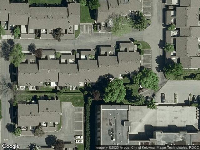 1050 Springfield Road #128 Kelowna, BC V1Y8J7 Satellite View