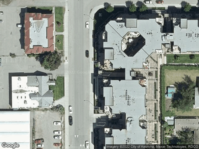 1933 Ambrosi Road #405 Kelowna, BC V1Y4S1 Satellite View