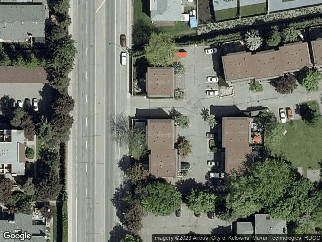 1985 Burtch Road #25 Kelowna, BC V1Y4B4 Satellite View