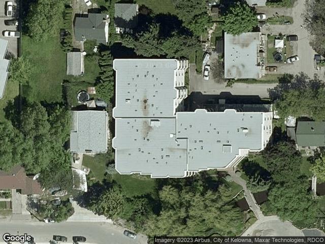 1170 Brookside Avenue #211 Kelowna, BC V1Y5T4 Satellite View
