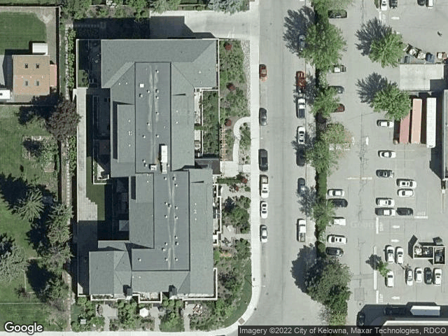 2142 Vasile Road #409 Kelowna, BC V1Y6H5 Satellite View