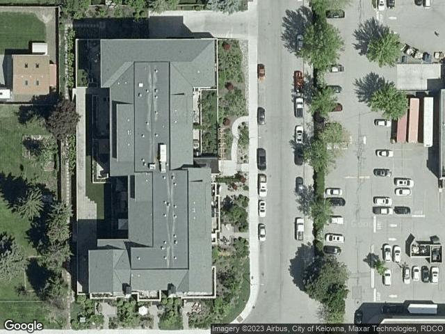 2142 Vasile Road #312 Kelowna, BC V1Y6H5 Satellite View