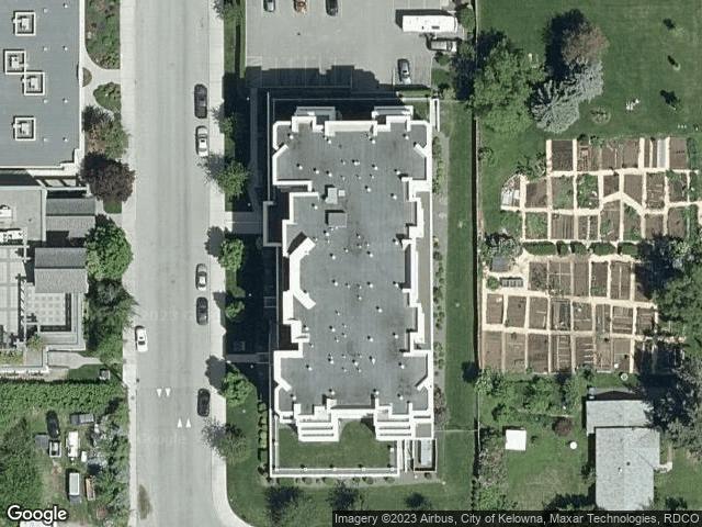 1895 Ambrosi Road #406 Kelowna, BC V1Y4R8 Satellite View